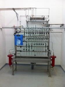 Täisautomaatne-proovivõtu-systeem Полностью автоматизированная система cбора проб