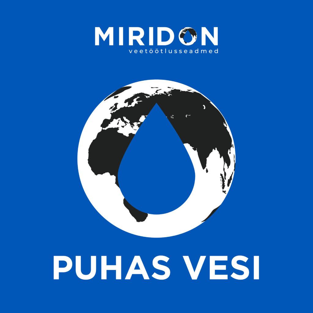 Miridon Rahvusvaheline veepäev puhas vesi faktid