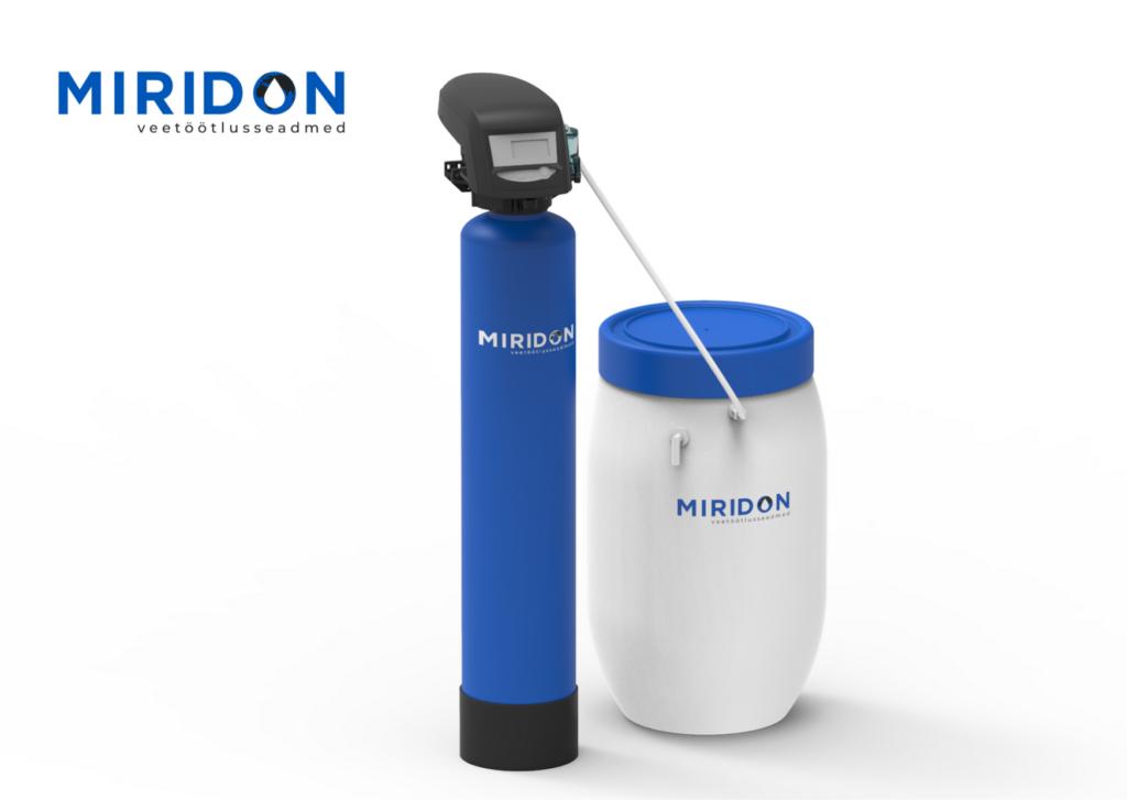 Miridon-rauaeemaldus-veepehmenduseade-veepuhastuseadmed